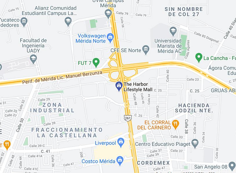 The Landmark Guadalajara - Google Maps